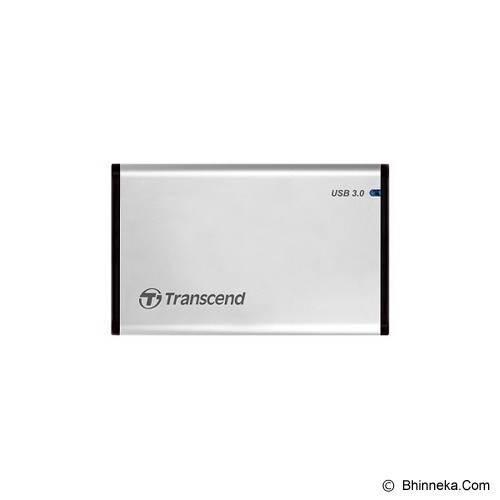 TRANSCEND StoreJet 25S3 USB 3.0 Enclosure [TS0GSJ25S3] - Hdd Docking